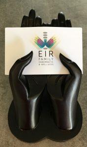 Eir business card