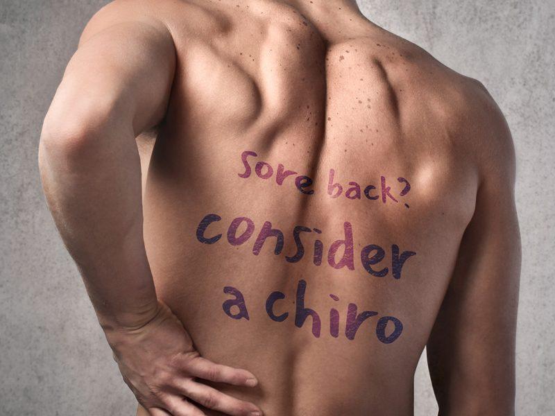 Consider A Chiro